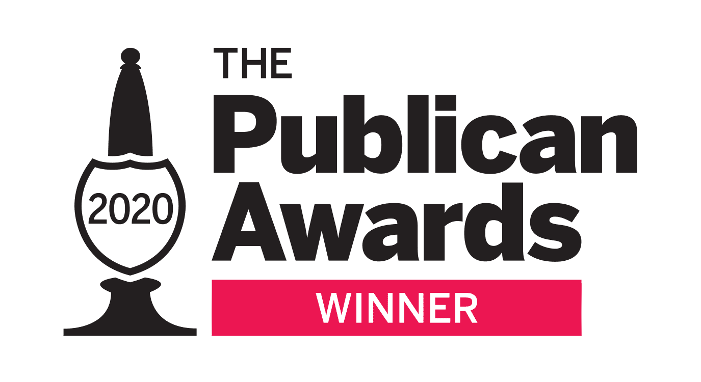 the publican awards winner logo